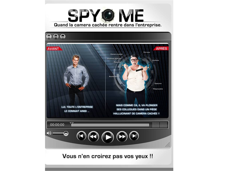 Spy Me 2