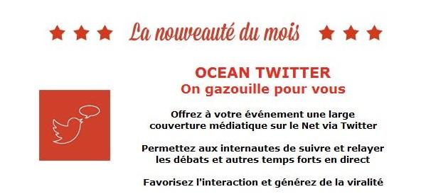 Concept MDE Ocean Twitter